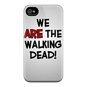 For ZpPntHj6981xYhLf Walking Dead Protective Case Cover Skin/iphone 4/4s Case Cover