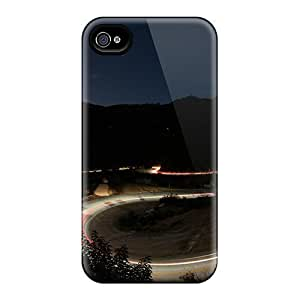 Hard Plastic Samsung Galaxy S5 I9600/G9006/G9008 Cases Back Covers,hot Mulholl Canyon Malibu California Cases At Perfect Customized