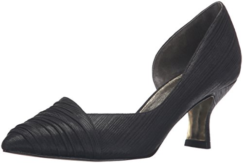 Adrianna Papell Womens Harriet Dorsay Pump Nero