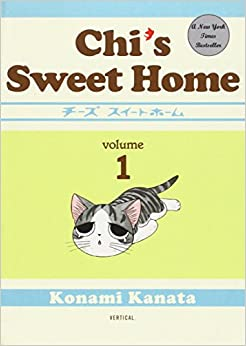 Amazon.com: Chi's Sweet Home, volume 1 (9781934287811): Kanata Konami
