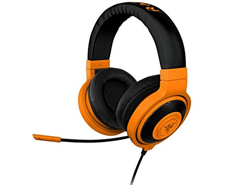 Razer Kraken PRO Over Ear PC and Music Headset - Neon Orange