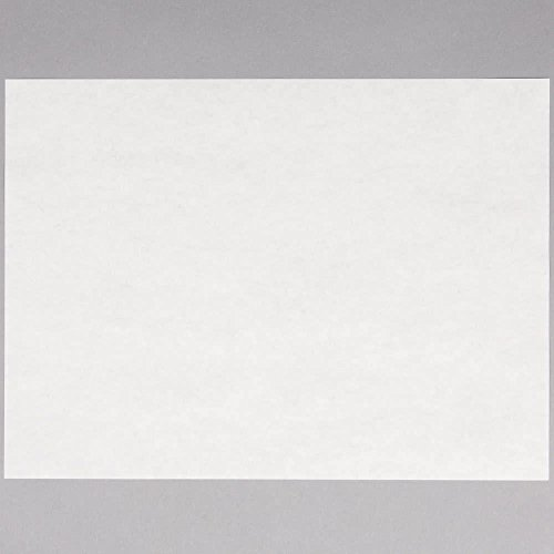 (WhiteTreat Steak Paper Sheets - 1000/Case 9
