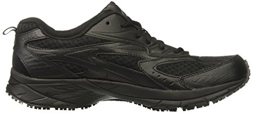 Dr. Scholl's Shoes Women's Gesture Food Service Shoe, Black, 8 W US by Dr. Scholl's Shoes (Image #7)