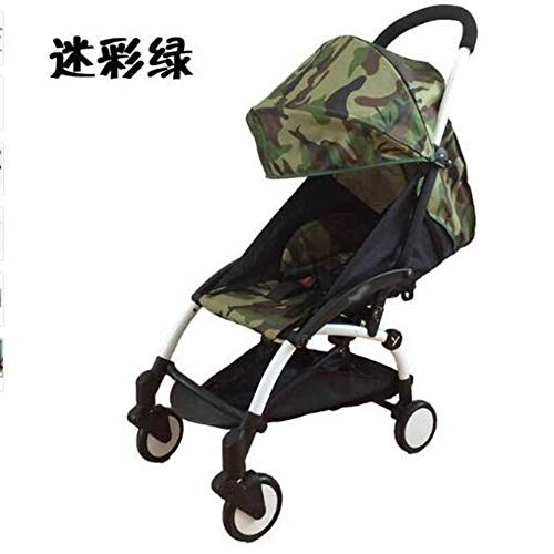 NaNa Baby Stroller 2 in 1 + New Born nest Baby Trolley Folding Baby Stroller car pram,6