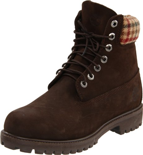 6 Red Bottes Timberland Marron inch Briar Premium Classiques Homme AnwTdvFx
