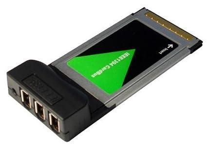 Max Value - Tarjeta PCMCIA Firewire 400 con 3 puertos ...