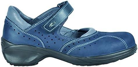 de la Marca Cofra Color Azul Talla 37 Zapatos de Seguridad /«Margaret/»