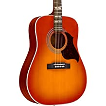 Epiphone EAHAFCNH Hummingbird Artist Acoustic Guitar, Faded Cherry