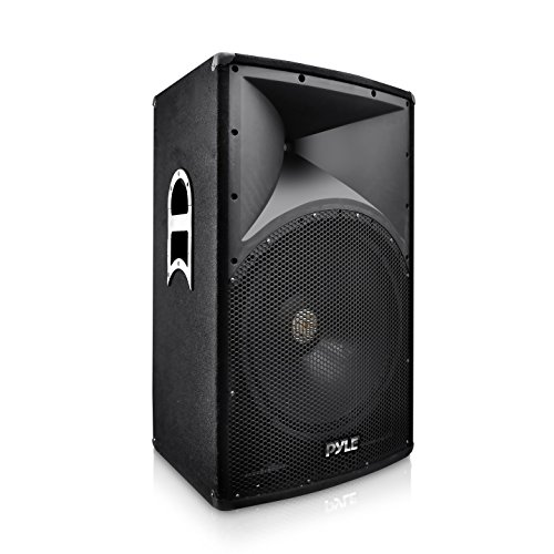 Pyle PADH181  2-Way PA Stage Speaker, Cabinet Loudspeaker, 18'' Subwoofer, 1000 Watt