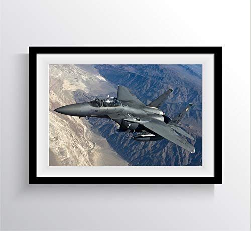 F-15 Eagle Fighter Jet Photo Mural - Photography Art 17