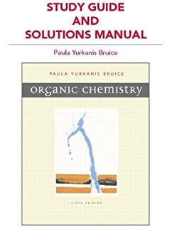 Amazon study guide and students solutions manual for organic study guide and solutions manual for organic chemistry fandeluxe Gallery