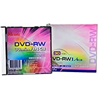 Melody DVD-RW (1.4GB) (Pack of 10)