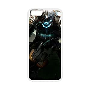 HD Beautiful image for iPhone 6 4.7 inch Cell Phone Case White dead space 2 character HOR9893625