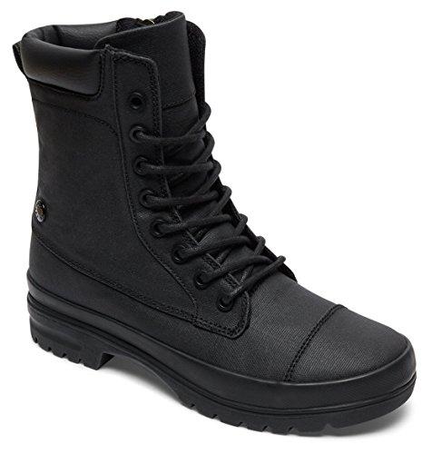 Shoes DC Tx Amnesti Stiefel Black Damen Black 7pzwqpd