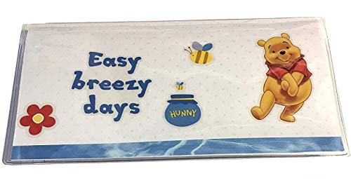 Pooh Notepad - 3 Year 2019 2020 2021 Winnie The Pooh Pocket Calendar Planner w/Note Pad