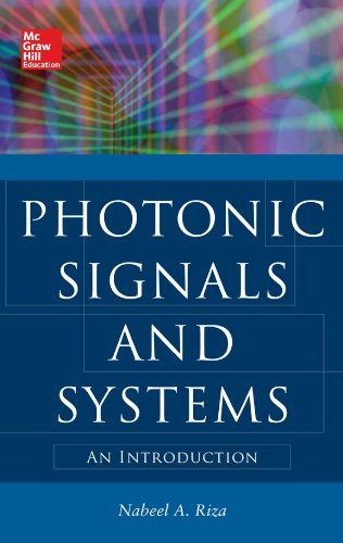 Photonic Signals and Systems: An - Guide Measurements Glasses
