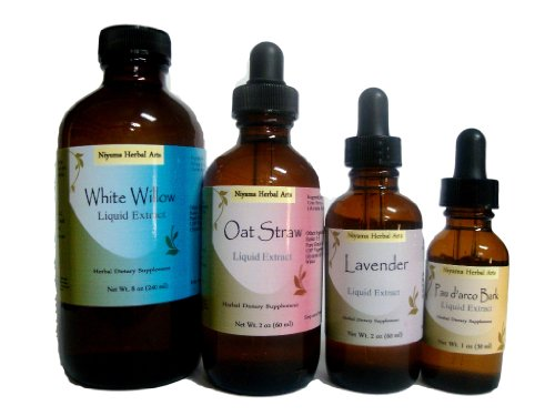 Black Cohosh Liquid Herbal Supplement (8 ounce) by Niyama Herbal Arts