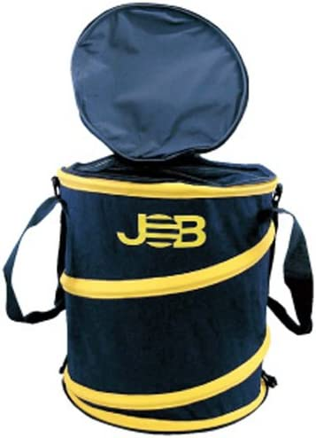 ジョブマスター(JOB Master) 現場用ゴミ箱 Mフタ付き JGB-MF