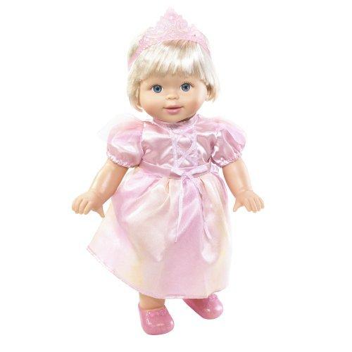 Little Mommy Sweet As Me Pink Princess Doll [Toy] Mattel P6212 DOLL-LITM-SWEA-PRETTY_PRINCESS_PINK_DRES