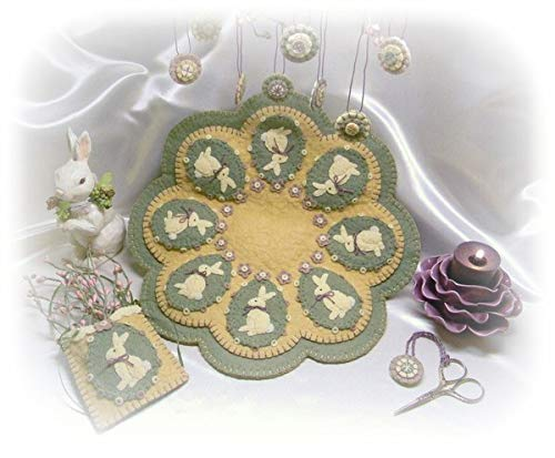 Where to find wool applique kits?