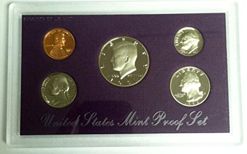 1990 U.S. Proof Set in Original Government Packaging