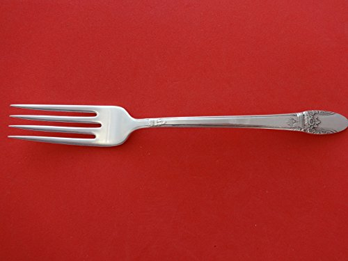 Silverplate Love First - First Love by 1847 Rogers Plate Silverplate Dinner Fork 7 3/4