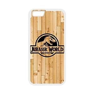 iPhone 6 Plus 5.5 Jurassic World pattern design Phone Case HJW1195311