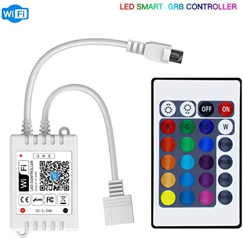 Konxie Smart WiFi RGB GRB LED Controller