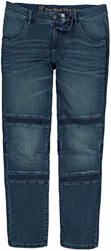 JP 1880 męskie dżinsy, duże rozmiary, elastyczne wstawki, tapered Loose Fit, do rozm. 70/35 724679: JP 1880: Odzież