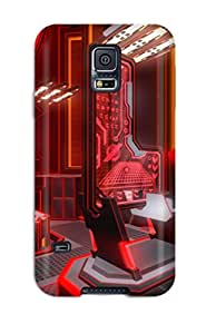 Galaxy S5 Case Slim [ultra Fit] Tron Protective Case Cover