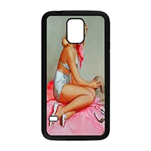 Betty Boop Pin Up Girl for Samsung Galaxy S5 Case ATR011609