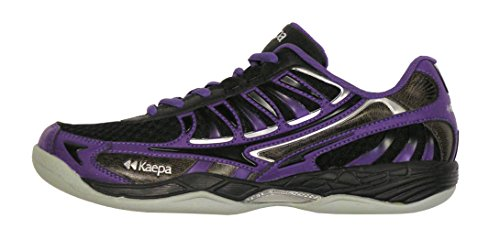 Kaepa Women's Heat Volleyball Shoes, Purple, 12 by Kaepa