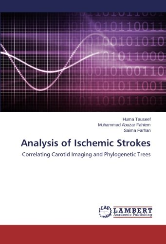 (Analysis of Ischemic Strokes: Correlating Carotid Imaging and Phylogenetic Trees)
