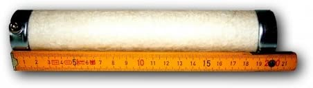 KUSTOM66 40mm x 205mm Universal dB-Killer f/ür 1 3//4 Zoll Kr/ümmer