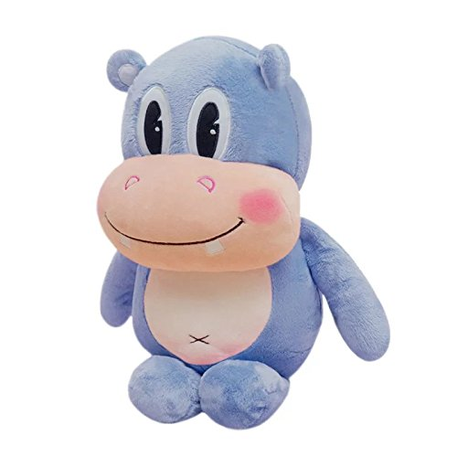 Sealive Creative&Cute Hippo Pillow Stuffed Animals Plush Toy Doll Lovely Sleep Pillow,Perfect for Baby Kids Birthday Gift Christmas Gift 20