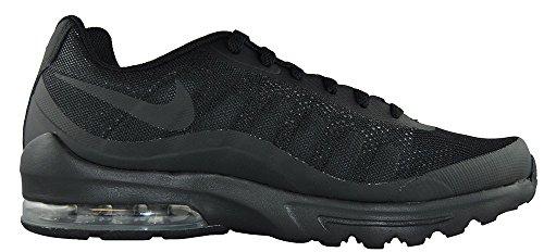 Nike Air Max Invigor, Zapatillas de Running para Hombre Negro (Black / Black-Anthracite)