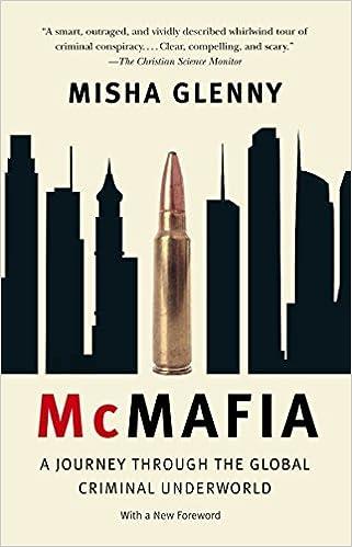 Buy McMafia: A Journey Through the Global Criminal Underworld Book