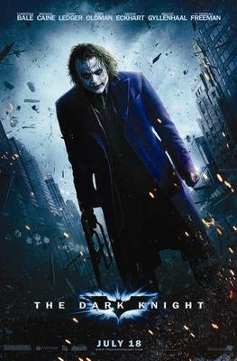 Batman - The Dark Knight 11X17 Poster Photo Banner - Hot! #19