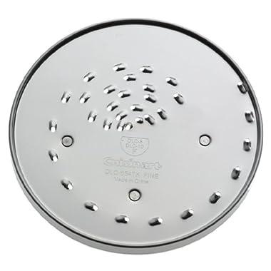 Cuisinart DLC-834TX Fine Shredding Disc, Fits 7 and 11-Cup Processors