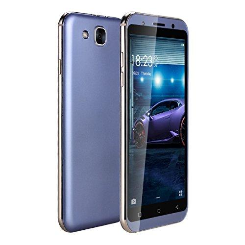 """5.3"""" Unlocked Smartphones 8GB Dual Sim Quad Core Android 5.1"""
