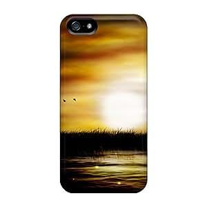 NadaAlarjane Iphone 5/5s Hard Case With Fashion Design/ Phone Case