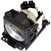 Hitachi CP-HX3080, CP-HX4060, CP-HX4080, CP-X440, CP-X443, CP-X444, CP-X445, CP-X445W, CPX445LAMP, DT00691 Replacement Lamp with Housing and 150 days warranty