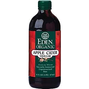 Eden Foods Organic Apple Cider Vinegar -- 16 fl oz