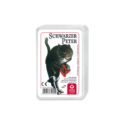 Original Schwarzer Peter [German Version] by ASS Spielkartenfabrik