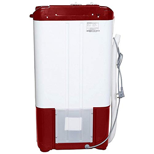 Onida 6.5 kg Washer Only (WS65WLPT1LR Liliput, Lava Red) 41G34gLvKqL India 2021