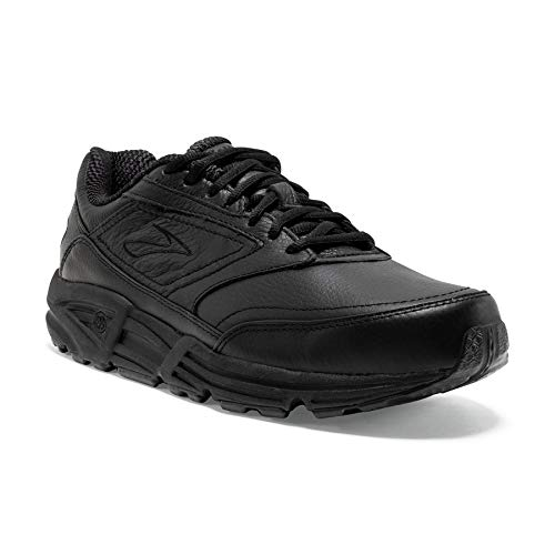 Brooks Women's Addiction, Black, 8.5 D - Wide