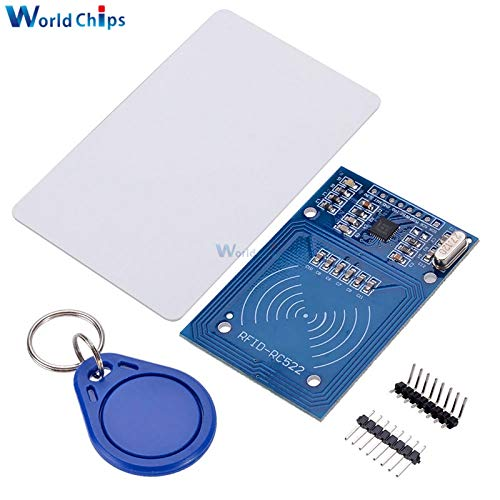 Fevas MFRC-522 RC-522 RC522 Antenna RFID IC Wireless Module for Arduino SPI Writer Reader IC Card Proximity Module