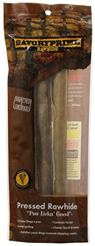 Savory Prime 3-Pack Pressed Roll, 10-Inch, Natural