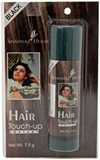 dffe24d316679 Buy Shahnaz Husain Hair Touch-Up, Black, 7.5g (Pack of 2) Online at ...