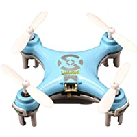 Lookatool Cheerson CX-10 Mini 2.4G 4CH 6 Axis LED RC Quadcopter Airplane